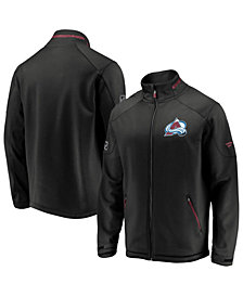 Majestic Men's Colorado Avalanche Rinkside Authentic Pro Jacket
