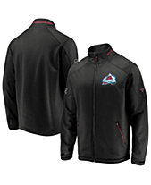 in stock f0664 6cf8b Majestic Men s Colorado Avalanche Rinkside Authentic Pro Jacket
