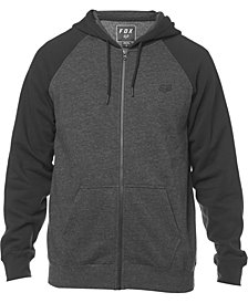 Fox Mens Legacy Zip-Front Hooded Sweatshirt
