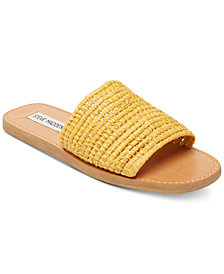 Steve Madden Women's Tide Flat Sandals