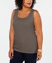 88056251599f78 Plus Size Dressy Tops  Shop Plus Size Dressy Tops - Macy s