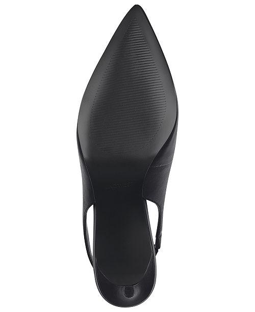 Nine West Felix Kitten Heel Pumps Women's Shoes Color