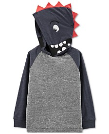 Carter's Toddler Boys Monster Hooded Top