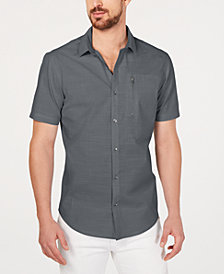 I.N.C. Men's Nelson Shirt, Created for Macy's