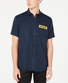 I.N.C. Men's Unfollow Shirt, Created for Macy's