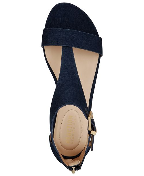 8e9fb87351d Kenneth Cole Reaction Women s Great Gal Wedge Sandals   Reviews ...
