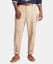 Polo Ralph Lauren Men's Relaxed Fit Chino Cotton Pants
