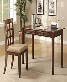 Rebecca Casual 2 Piece Desk Set
