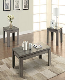 Bernard Occasional 3 Piece Table Set