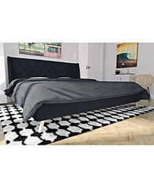 Novogratz Her Majesty King Bed
