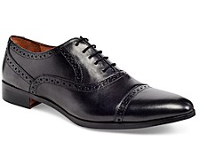 Legacy Quarter Brogue Oxford
