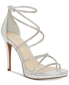 Jessica Simpson Jaeya Strappy Dress Sandals