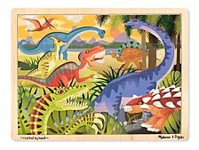 Dinosaur Jigsaw (24Pc) - Dinosaur Toy