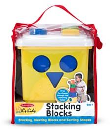 Stacking Blocks