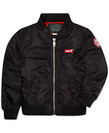 Levi's® Toddler Boys Logo Bomber Jacket