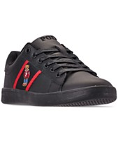 Polo Ralph Lauren Little Boys  Quilton Bear Casual Sneakers from Finish Line 94c4b0b55