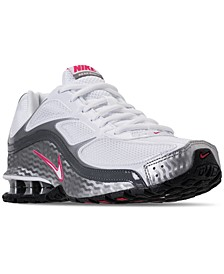 Women's Reax Run 5 Running Sneakers from Finish Line