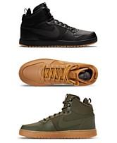 1e054bb72e7f Nike Men s Ebernon Mid Winter Casual Sneakers from Finish Line