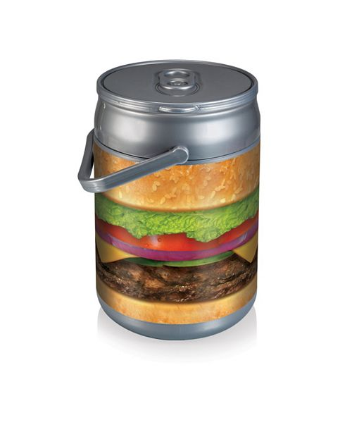 Picnic Time Oniva™ by Burger Can Design Can Cooler