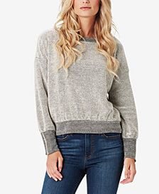 Jessica Simpson Juniors' Geena Herringbone Top