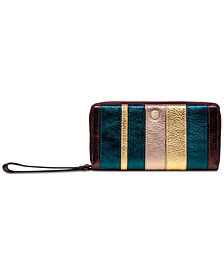 Radley London Cliftion Hall Phone Leather Wristlet