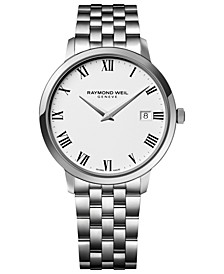 Men's Toccata Stainless Steel Bracelet Watch 42mm