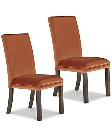 Trenton Dining Chair (Set Of 2), Quick Ship