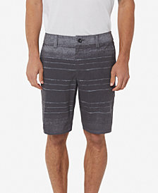 O'Neill Men's Tye Striper Hybrid Shorts