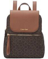 caf6c56a2ec9 Calvin Klein Signature Elaine Backpack