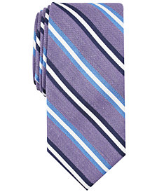 Nautica Men's Baylor Slim Stripe Tie