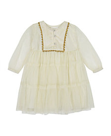 Masala Baby Baby Girl's Gypsy Dress