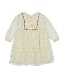 Masala Baby Baby Girl's Gypsy Dress
