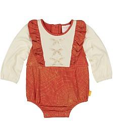 Masala Baby Baby Girl's Organic Cotton Maddy Bodysuit