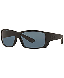 Costa Del Mar Polarized Sunglasses, CAT CAY POLARIZED 60P