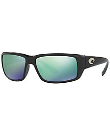 Costa Del Mar Polarized Sunglasses, FANTAIL POLARIZED 59P