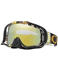 Goggles Sunglasses, OO7025 00 CROWBAR MX