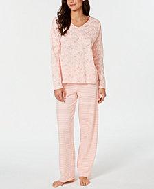 Charter Club Cotton Pajama Set, Created for Macy's