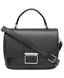 Calvin Klein Dani Leather Crossbody