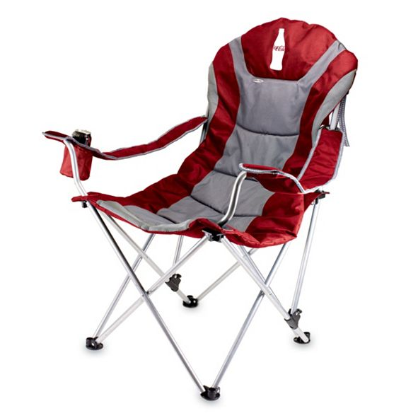 Picnic Time Oniva® by Coca-Cola Reclining Camp Chair