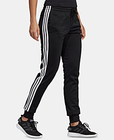 adidas Women's Essential 3-Stripe Tricot Joggers