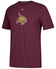 adidas Men's Texas State Bobcats Sideline Sequel T-Shirt
