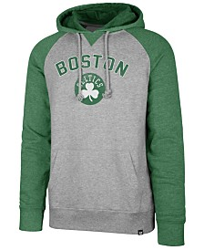 '47 Brand Boston Celtics Men's Match Raglan Hoodie