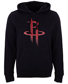 '47 Brand Men's Houston Rockets Headline Imprint Hoodie