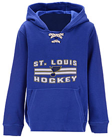 Outerstuff St. Louis Blues Goal Maker Hoodie, Big Boys (8-20)