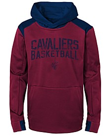 Cleveland Cavaliers Off The Court Hoodie, Big Boys (8-20)