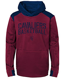 Outerstuff Cleveland Cavaliers Off The Court Hoodie, Big Boys (8-20)