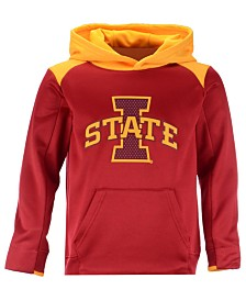 Outerstuff Iowa State Cyclones Off The Grid Hoodie, Big Boys (8-20)