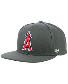 '47 Brand Los Angeles Angels Autumn Snapback Cap