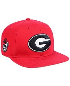 '47 Brand Georgia Bulldogs Sure Shot CAPTAIN Snapback Cap