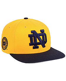 '47 Brand Notre Dame Fighting Irish Sure Shot CAPTAIN Snapback Cap